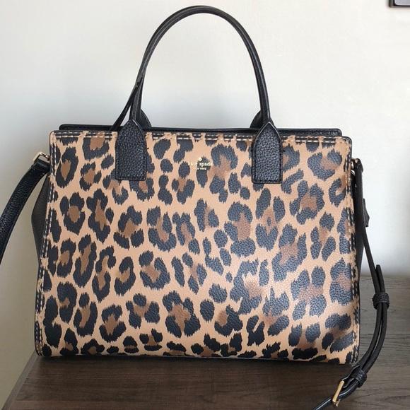 8d2742af2 kate spade Bags | Late Spade Dunne Lane Leopard Bag | Poshmark